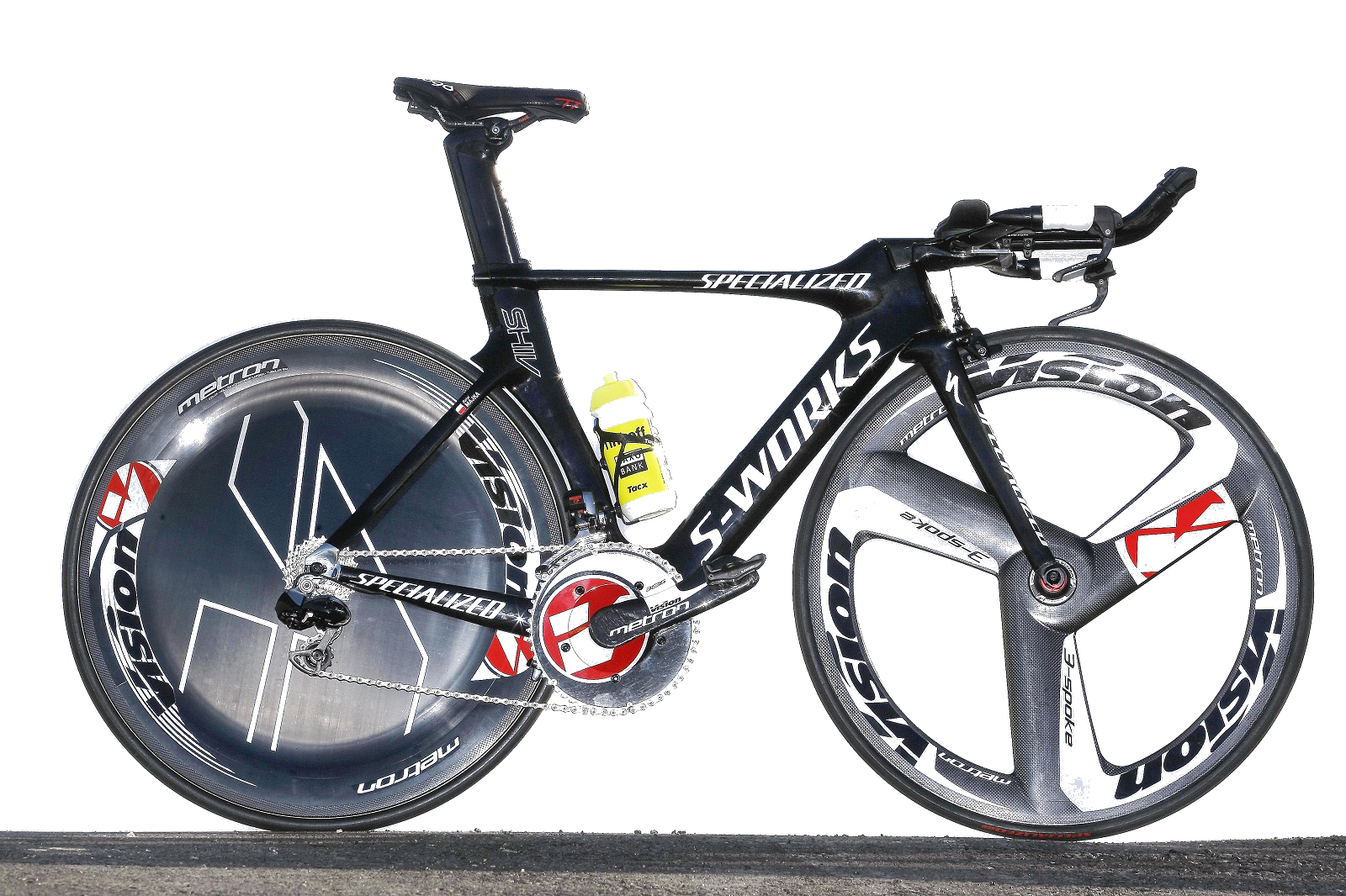 Team Tinkoff Specialized S-Works ShifTT