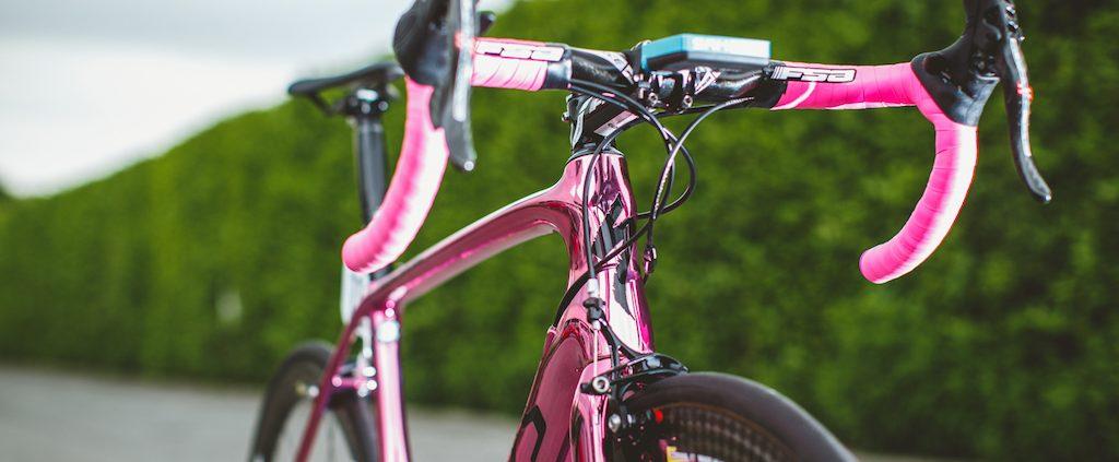 Specialized Tarmac Pink Edition (Photo: Iri Greco / BrakeThrough Media | brakethroughmedia.com)
