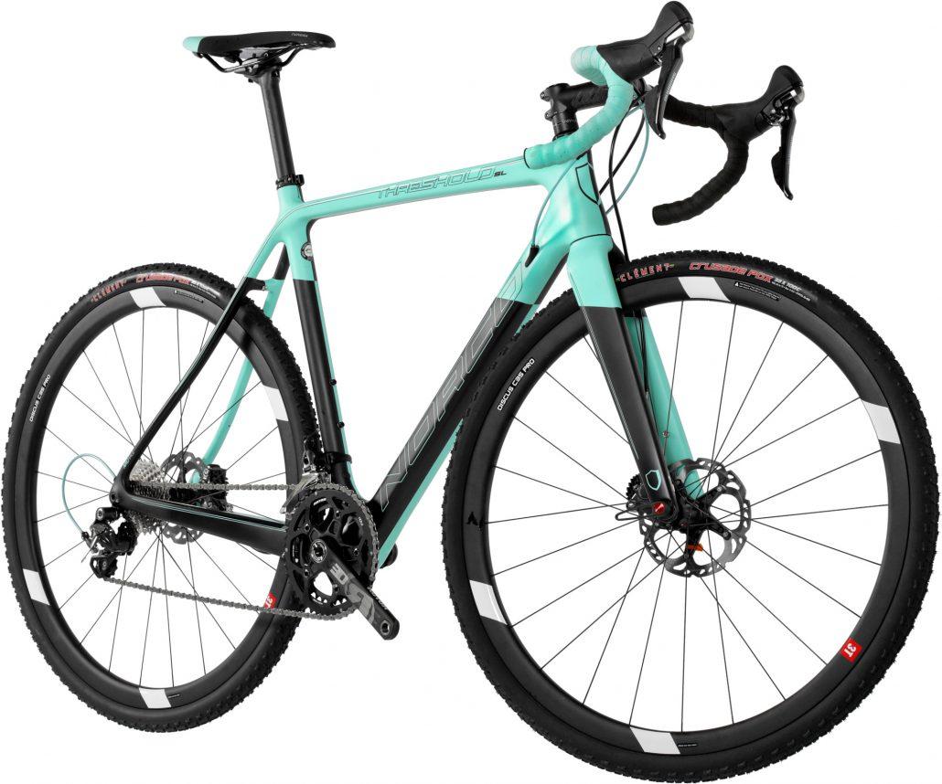 Zum Anbeißen schön: Norco Threshold Cyclocross 2016 mit Scheibenbremsen