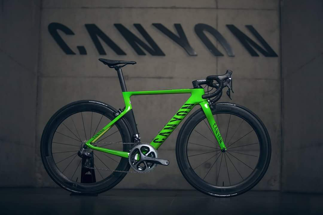 Canyon Aeroad Rio Edition