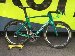 Peter Sagan's Siegerbike