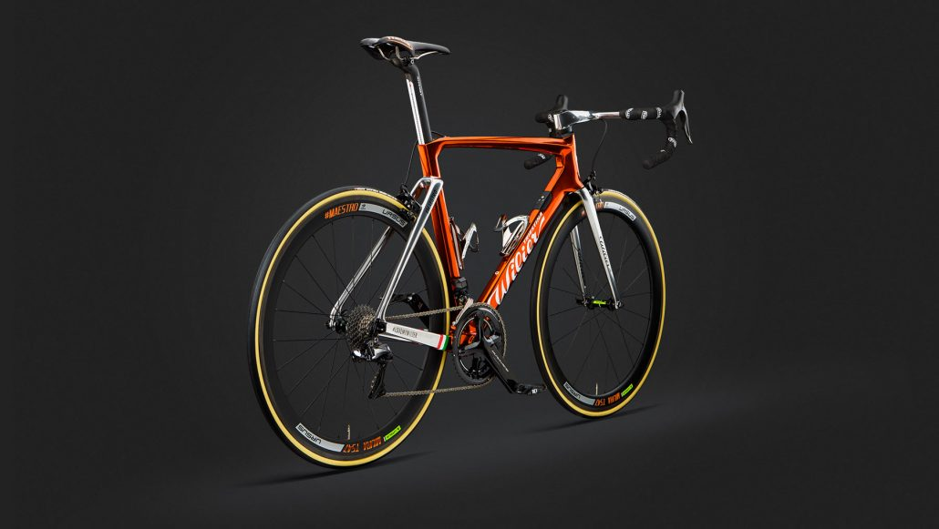 Wilier Cento10AIR Ramato Edition